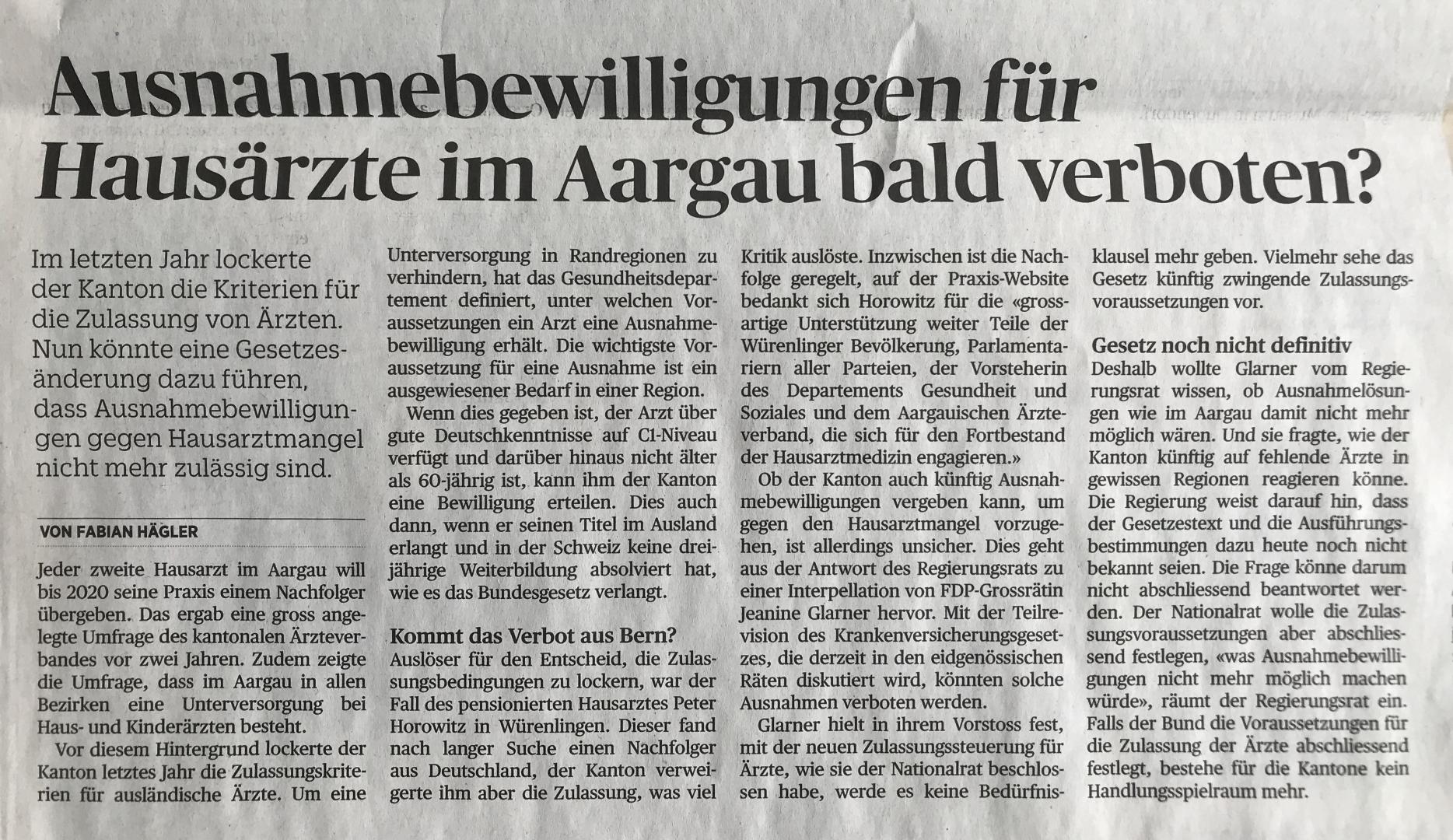 Aus Bern droht das nächste Bürokratiemonster