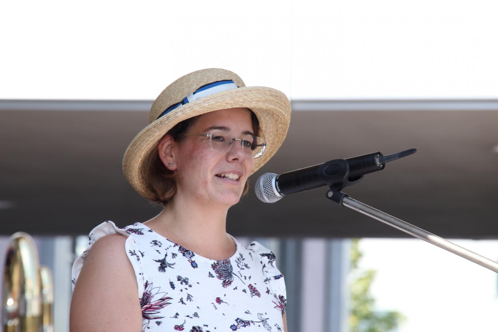 Rede zum Nationalfeiertag in Hunzenschwil